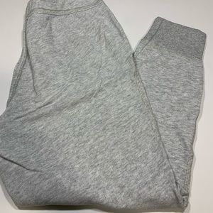 Abercrombie & Fitch Gray Jogger Sweat Pants Medium